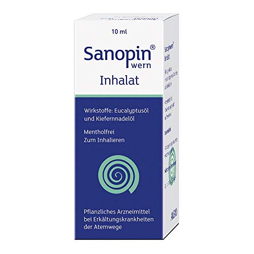 SANOPINWERN Inhalat 10 ml