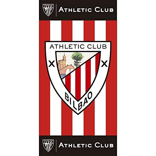 TEXTIL TARRAGO toalla de playa estampada Athletic Club 75x150 100% algodón