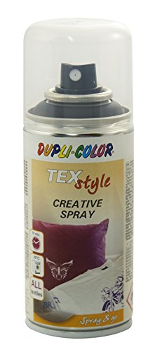 Dupli Color 319914 Tex-Style Spray Tessuto Nero 150 ml