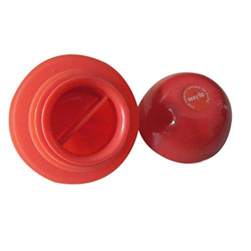 Fulltime® Femmes Red Tomato Lip Pump Bigger Full Enhancer Plumper Enlarger Outils d'aspiration