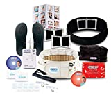 DR-HO'S 2-in-1 Decompression Belt Ultimate Package for Lower Back Pain Relief and Lumbar Support Size - (Includes DR-HO'S Pain Therapy System Pro and More) and 1 Year Warranty - Size A (25-41 Inches)