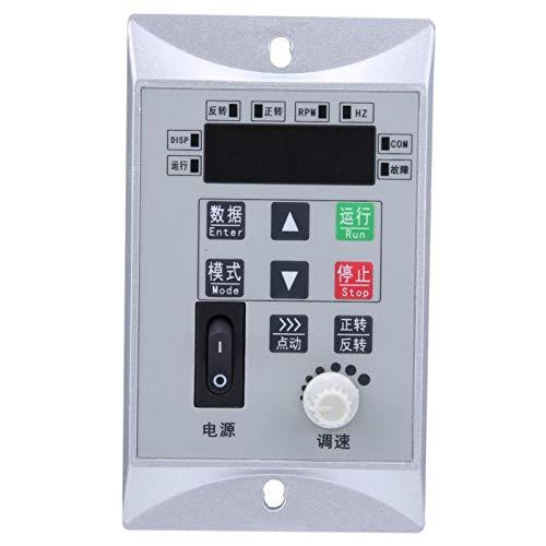 Convertidor de frecuencia de control de motor monofásico para dispositivos de cadena para compresores de aire