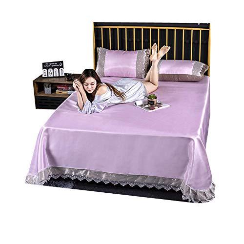 lxylllzs Doppelseitige Rattanmatte Dreiteilige,Summer Washed Ice Silk Mat Dreiteilige Klappklimaanlage Mat-2.0 Bed_1,Sommer Schlafmatte Strohmatte