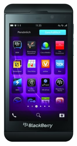 Blackberry Z10 Smartphone 4,2 Zoll Bild