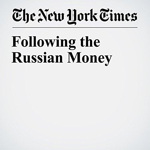Following the Russian Money copertina