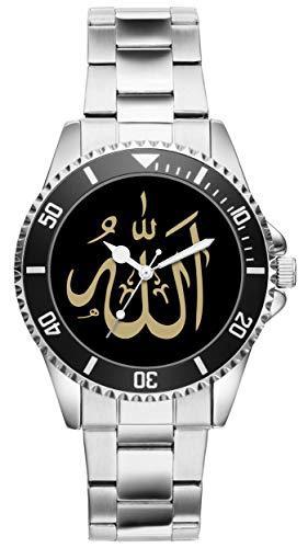 KIESENBERG Uhr - Allah Ramadan Muslimen Islam Geschenk Artikel Idee Fan 20885