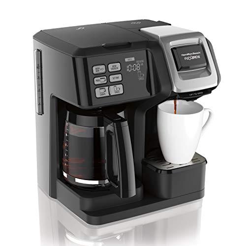 Hamilton beach flexbrew 2-way coffee maker | model# 49954
