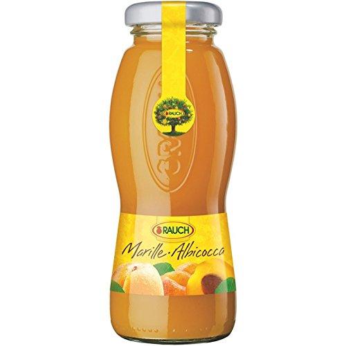 Rauch - Succo di frutta albicocca in vetro 200ml x 24 pezzi [4800lt]