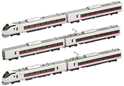 KATO Nゲージ E657系 ひたち・ときわ 基本 6両セット 10-1397 鉄道模型 電車