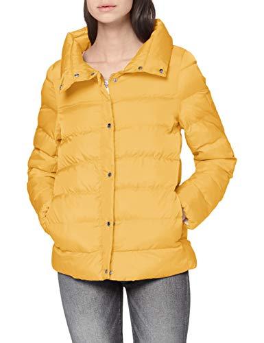Street One Damen A201492 Steppjacke, golden Yellow, 46