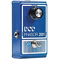 Phasor 201 Guitar and Bass Analog Effect Pedal