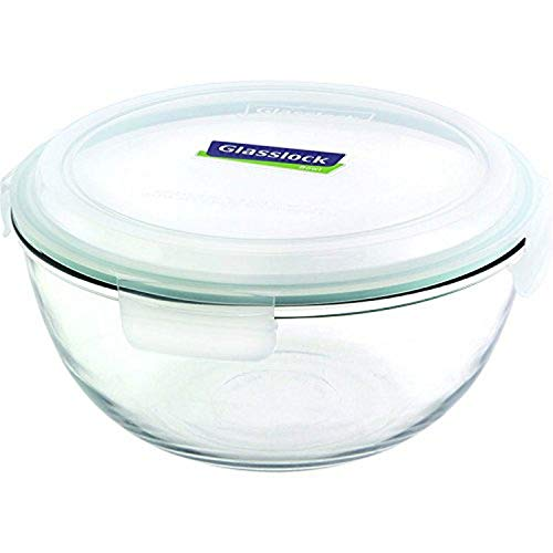 Glasslock 11345 Mixing Bowl, 2-Quart