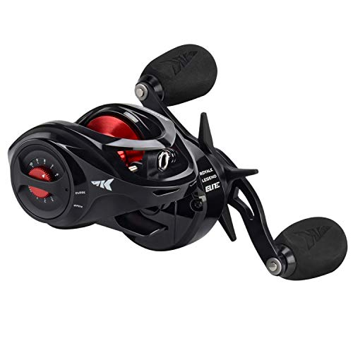 KastKing Royale Legend Baitcasting Reels