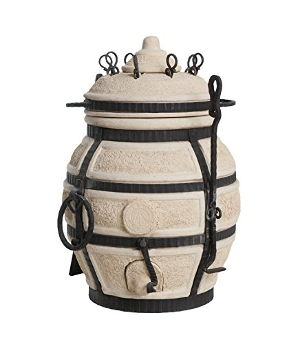 Amphora Tandoors Don-Sarmat Oven Tandoor Тандыр Tandoori Tandir Tanur Tandyr Tandur Grill Feinschmecker Ofen BBQ Barbecue Mangal