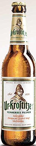 Ur-Krostitzer Pilsner - 0,5l, inkl. Pfand - 20 Flaschen
