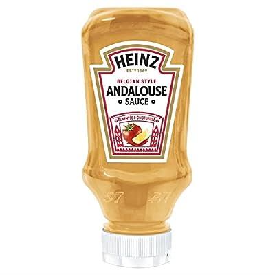 HEINZ - Sauce Andalouse 220G