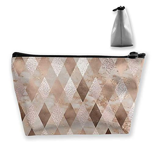 Bolsa de cosméticos para mujer, bolsa de maquillaje de viaje, mini monedero con cremallera para artículos de tocador, regalos perezosos (jugando perezoso)