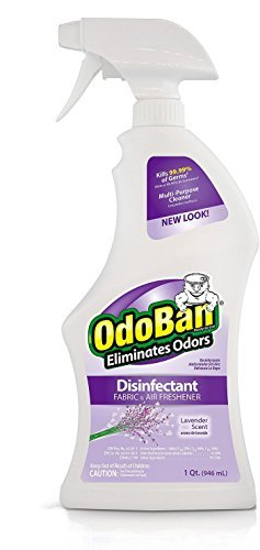 Cheap OdoBan 32 OZ Ready-to-Use Lavender Disinfectant Fabric and Air Freshener Black Friday & Cyber Monday 2019