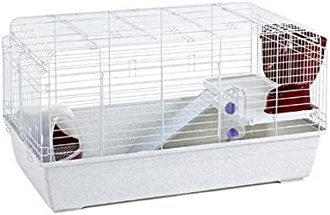 Jaula de Conejo con Accesorios