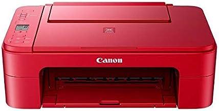 Canon Multifuncional TS3310 Roja