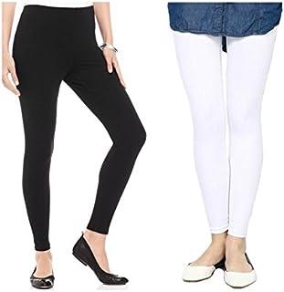 FashGlam Women Premium Ankle Length Leggings Combo