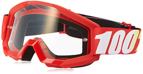 100 Percent STRATA JR Goggle Furnace - Clear Lens