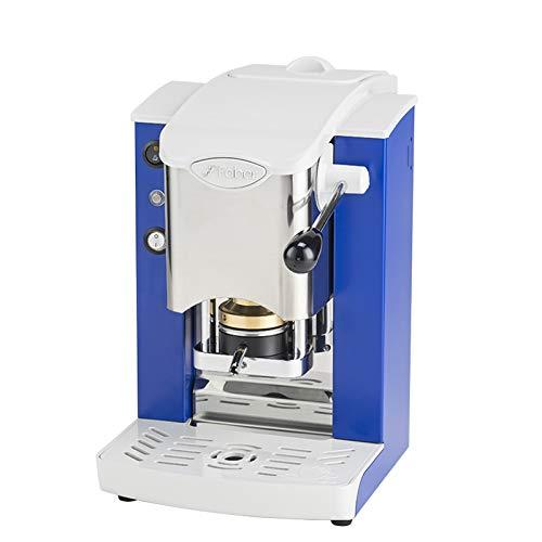 Machine à café à dosettes en papier ESE 44 mm Faber Slot inox (bleu outremer)