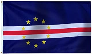 Cape Verde Flag 6X10 Foot Nylon