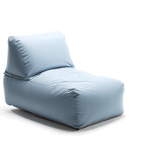 Sitting Bull Zipp Sillón, Azul Claro, estándar