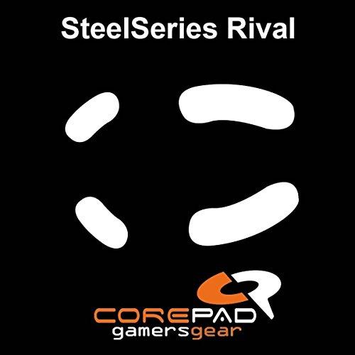 CorePad Skatez PRO 98 Mouse-Feet SteelSeries Rival / Rival 300