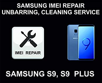 Samsung IMEI Repair Unbarring Cleaning Service Samsung S9 S9 Plus Note 9