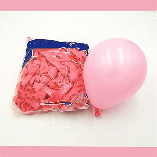 ENHONGDZ 10 / Gris Oro Latex Globos Mini Dark Blue Party Baby Shower Boda Decoraciones de cumpleaños Niños (Ballon Size : 1, Color : E)