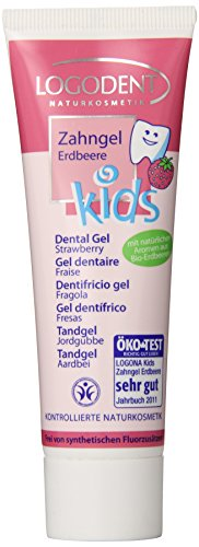 Logona Dents Gel Dentaire Fraise 50 ml