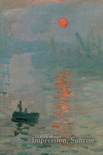 Claude Monet Impression, Sunrise: Disguised Password Journal, Phone and Address Book for Your Contacts and Websites (Disguised Password Books)