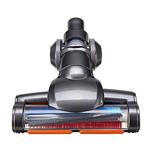XINXI-YW Barredora Cabeza de Cepillo de aspiradora de Piso motorizado para Pisos alfombrados.