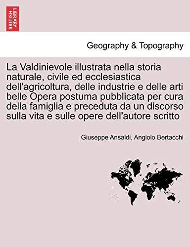 Ansaldi, G: Valdinievole illustrata nella storia naturale, c