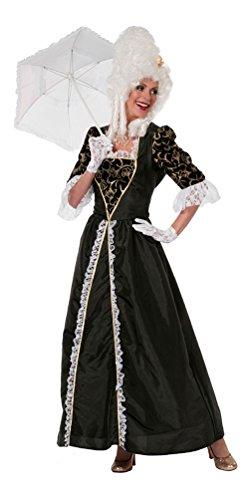 Karneval-Klamotten Rokoko Kostüm Damen Barock Renaissance Damenkostüm Viktorianisches Kleid Karneval