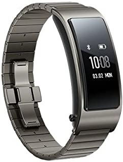 Huawei TalkBand B3 Elite Smart Watch, Titanium
