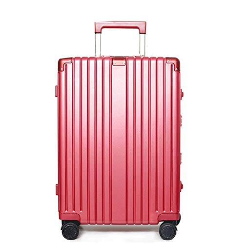 Ys-s Shop customization Universal wheel aluminum frame trolley case 20 inch boarding case 24 inch password suitcase student suitcase,waterproof,wear-resistant,anti-theft,fashion trend trolley case
