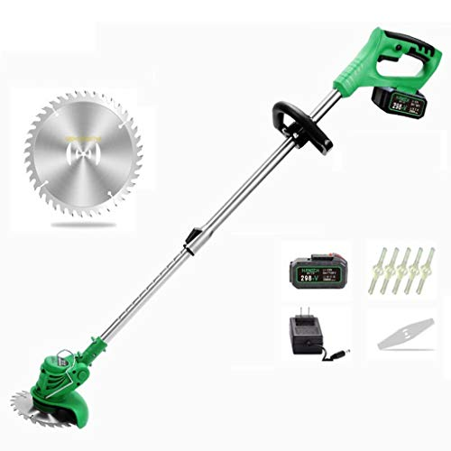 Sale!! WMQ Multifunction Cordless String Trimmer (Attachment Capable), Battery Included and Charger ...