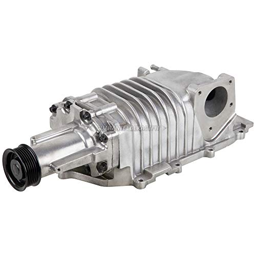 Remanufactured OEM Eaton M62 Supercharger For Nissan Frontier & Xterra 3.3L V6 2001 2002 2003 2004 - BuyAutoParts 40-10013R Remanufactured