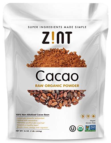 Cacao - Raw Organic Powder 16 oz