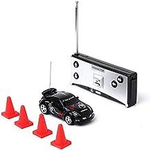Carro Miniatura de Controle Remoto + pilhas - 13cm