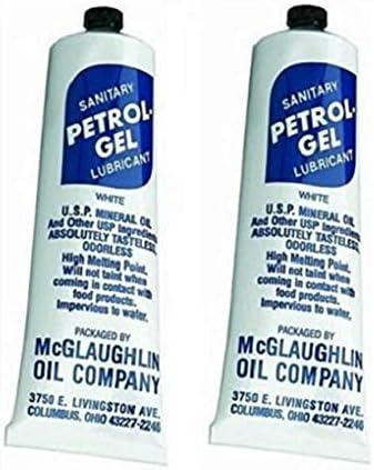 Petro-Gel Company. Food Grade Equipment LubricantNSF (2/4 oz. Tube) (Basic). Case of 4