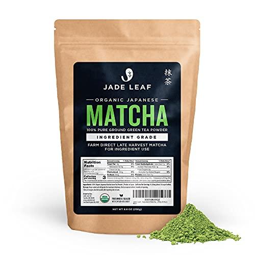 Jade Leaf - Organic Japanese Matcha…