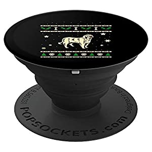 Funny Akbash Dog Gift PopSockets Grip and Stand for Phones and Tablets 8
