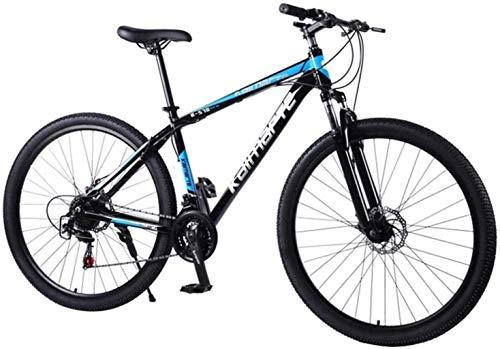 CSS Bicicleta, bicicleta de montaña, bicicleta de carretera, bicicleta de cola dura, 29 pulgadas 21/24/27 bicicleta de velocidad, hombres mujeres bicicleta de carreras de aluminio ligero 7-10,24 velo