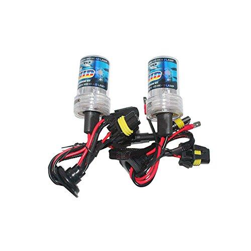 ZGMA H8/9006/9005 Moto Ampoules électriques 35/55W Lampe Frontale Warm White Yellow White H1 H3 H4 H7 H11 9005 9006 H8 H10