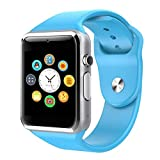 Robiless A1 Bluetooth Wireless Smart Watch with Camera and Sim Card Support