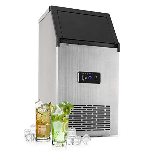 Klarstein Glacial Máquina de cubitos de hielo profesional - Máquina